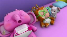 Если знаешь что ты счастлив| детские стишки| Детские песни| мультфильмы для детей | Little Treehouse