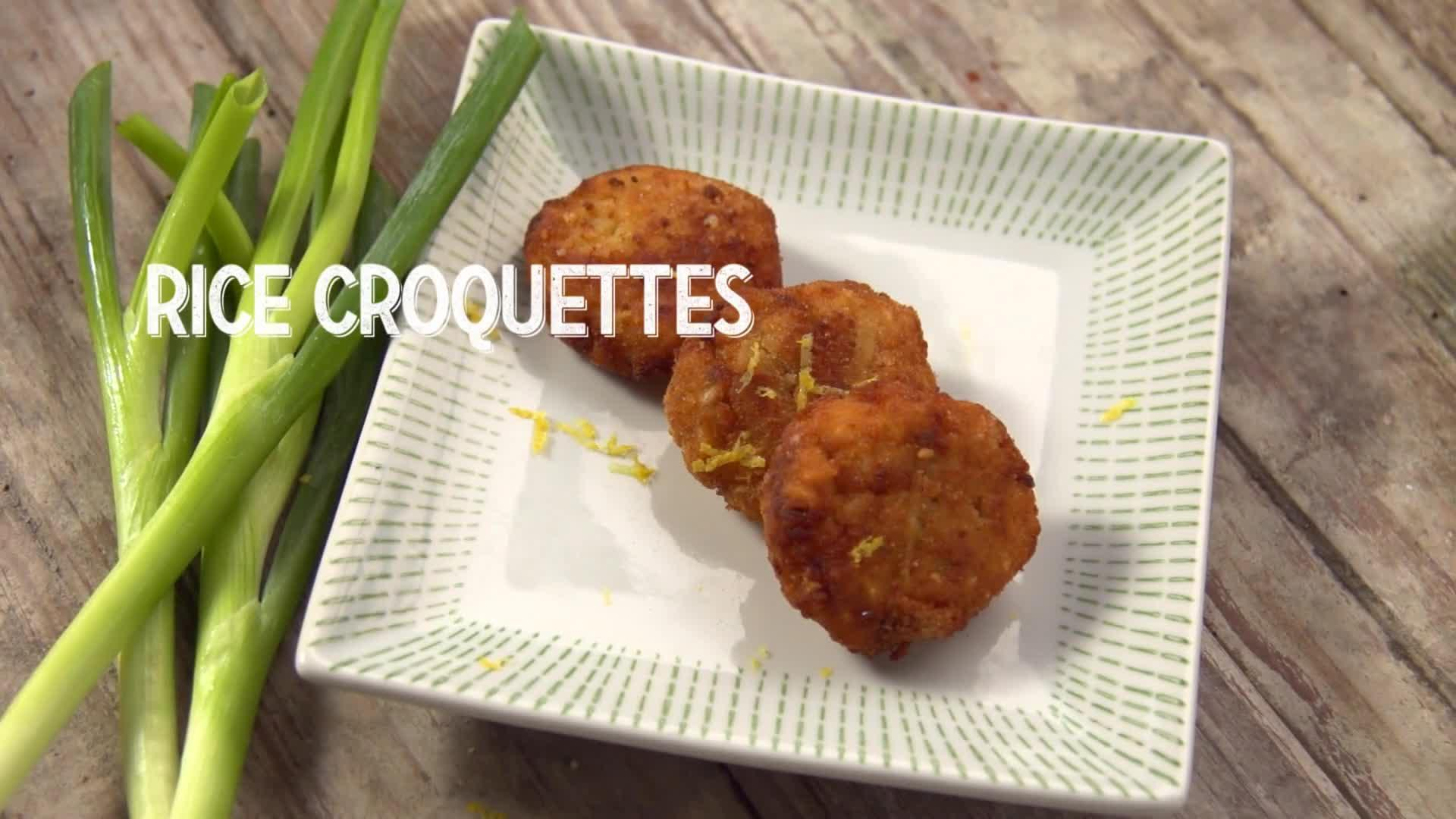 Rice Croquettes thumbnail