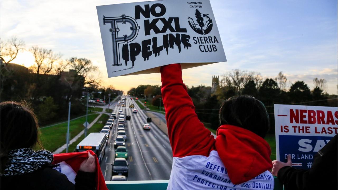 TransCanada\u0027s Keystone Pipeline Spills 795,000 Litres Of Crude In ...