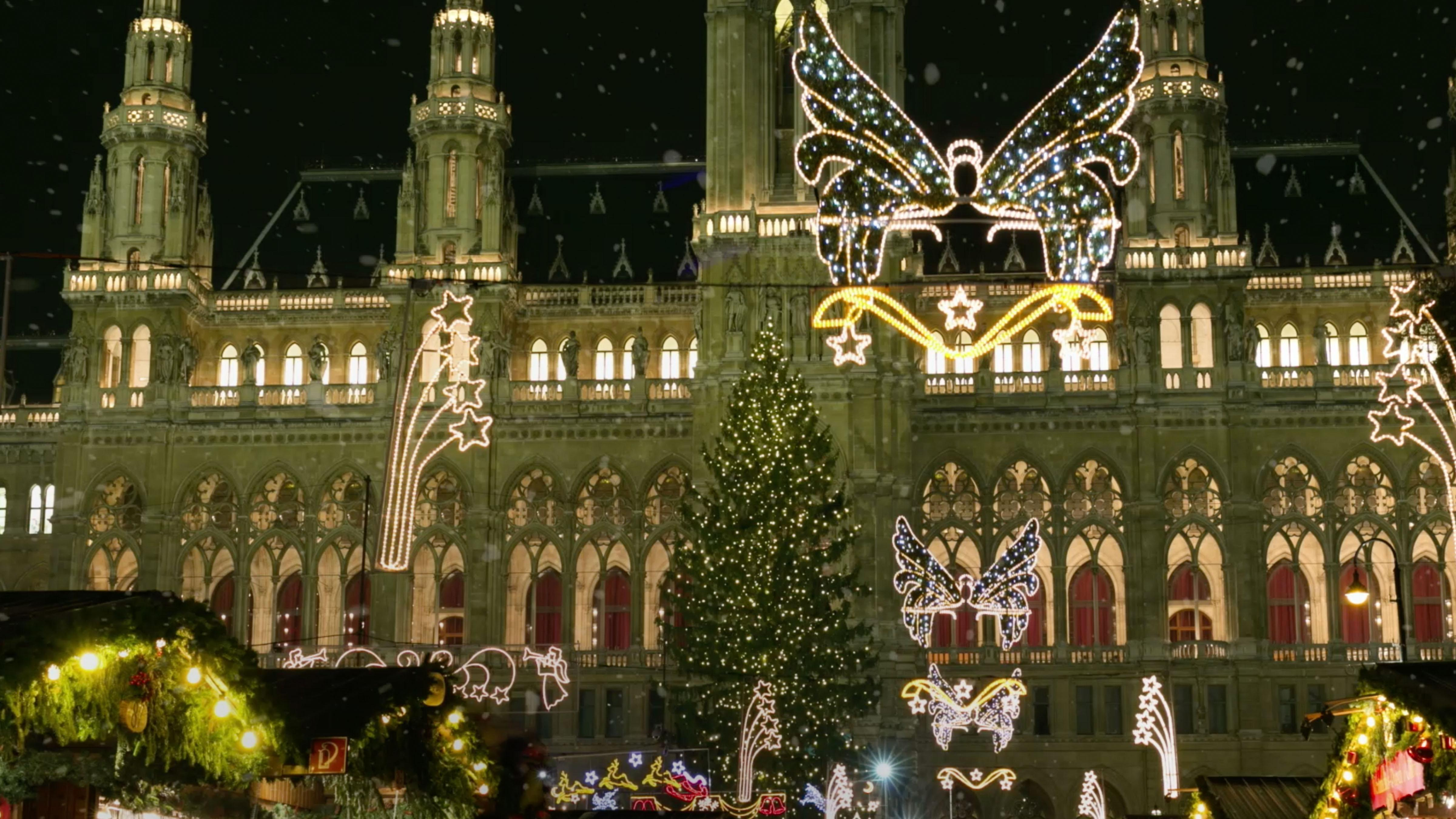 Vienna Is the Definition of Magic During Christmas