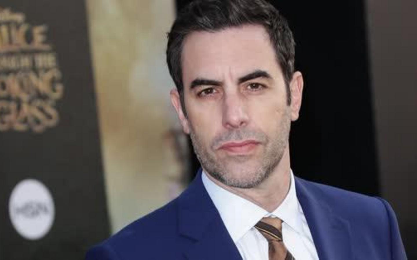 d43c960f98 Borat star Sacha Baron Cohen offers to to pay fines of tourists who wore  mankinis | Stuff.co.nz