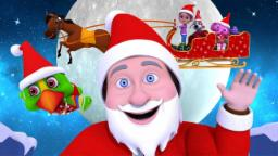 Jingle Bells | Christmas Songs | Cartoons For Toddlers | Xmas Videos For Kids by Little Treehouse