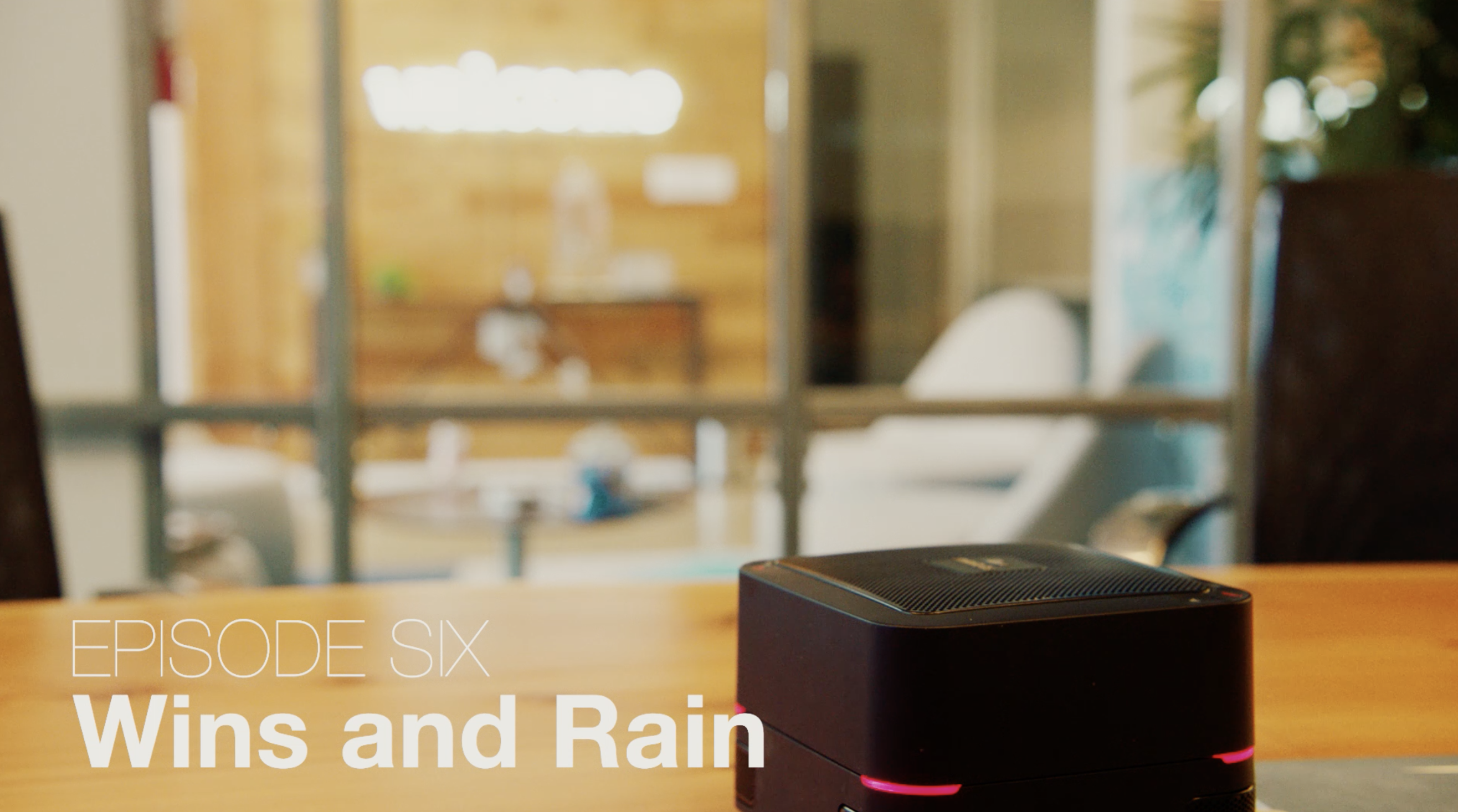 Ep 06 - Wins and Rain   Bubbleproof