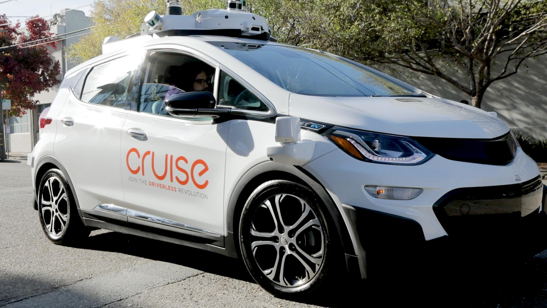GM and Cruise detail their road to self-driving