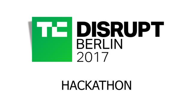 TechCrunch Hackathon Berlin 2017