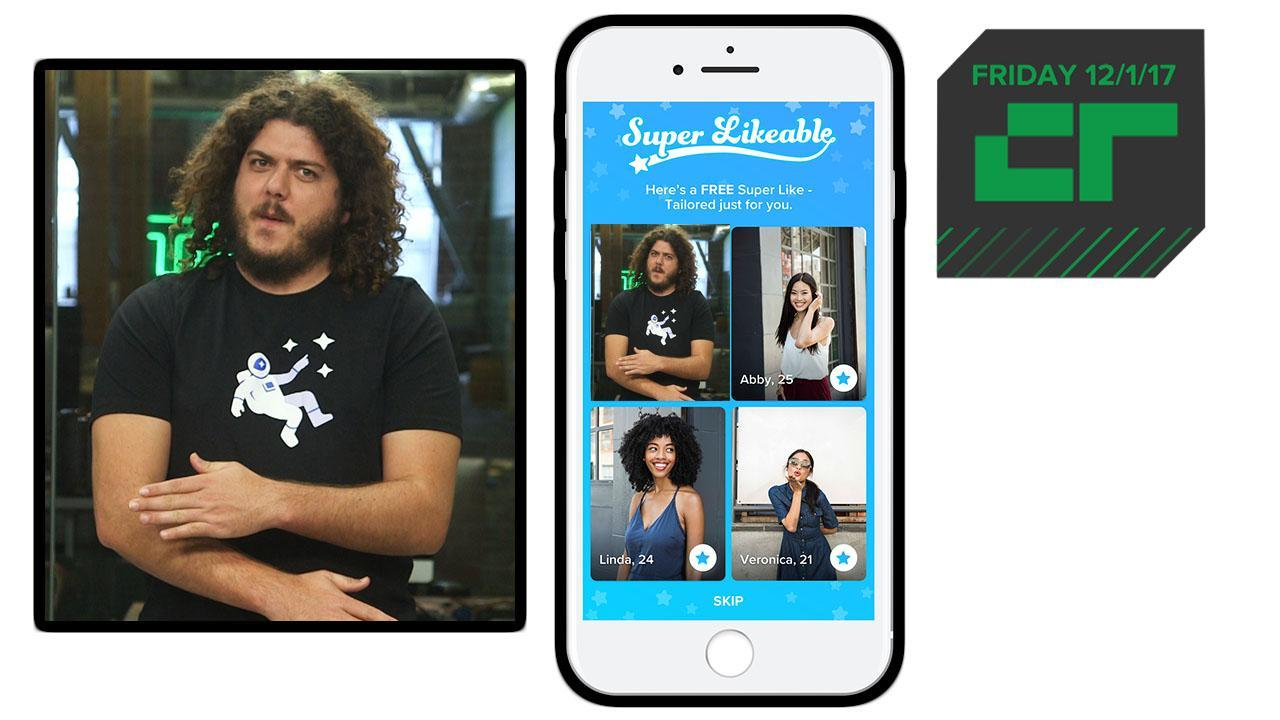 Tinder is using AI to get you hooked up | Crunch Report