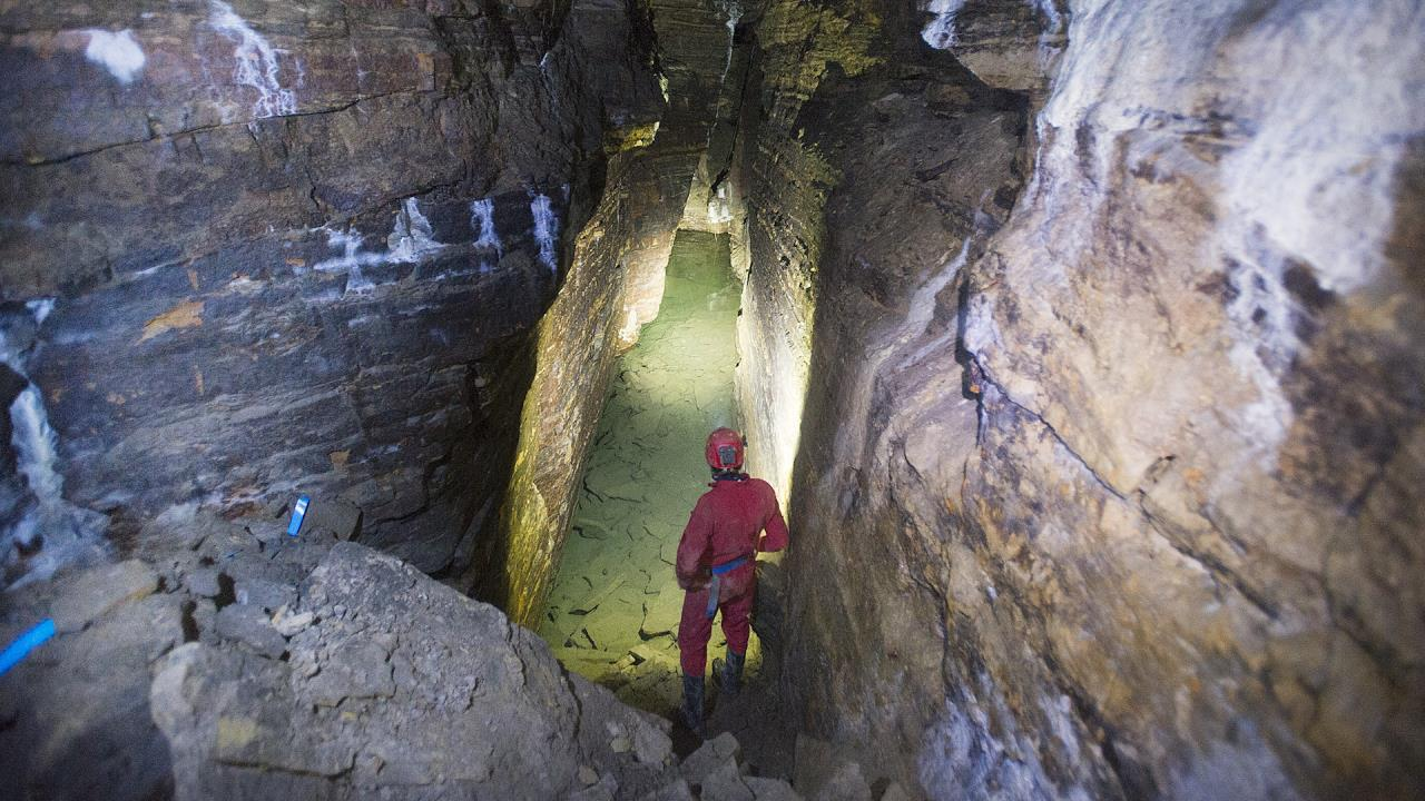 Ice Age Era Caves Discovered Under Montreal