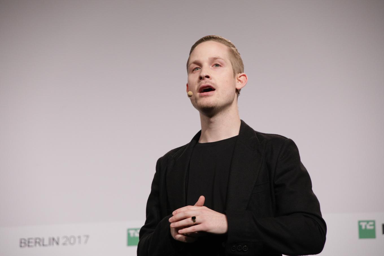 Trillium presents at Disrupt Berlin Startup Battlefield