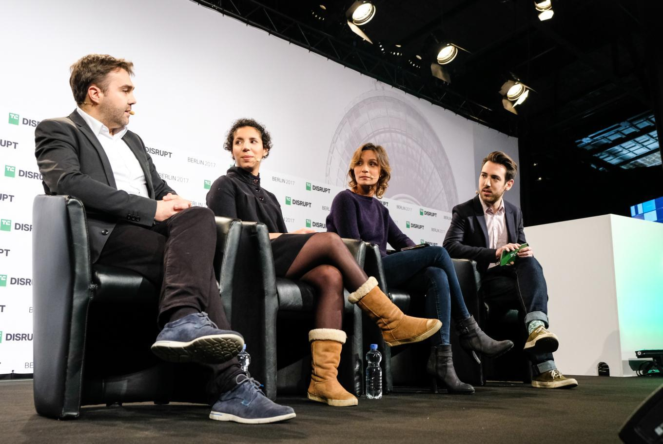 An expert panel discusses the rise of the French tech startup ecosystem