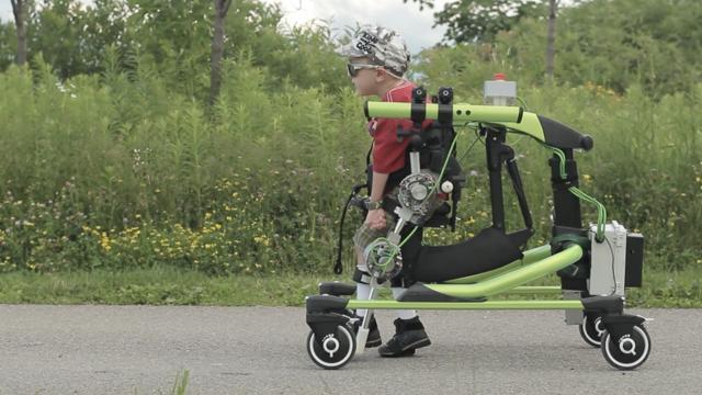 Trexo Robotics exoskeleton for children