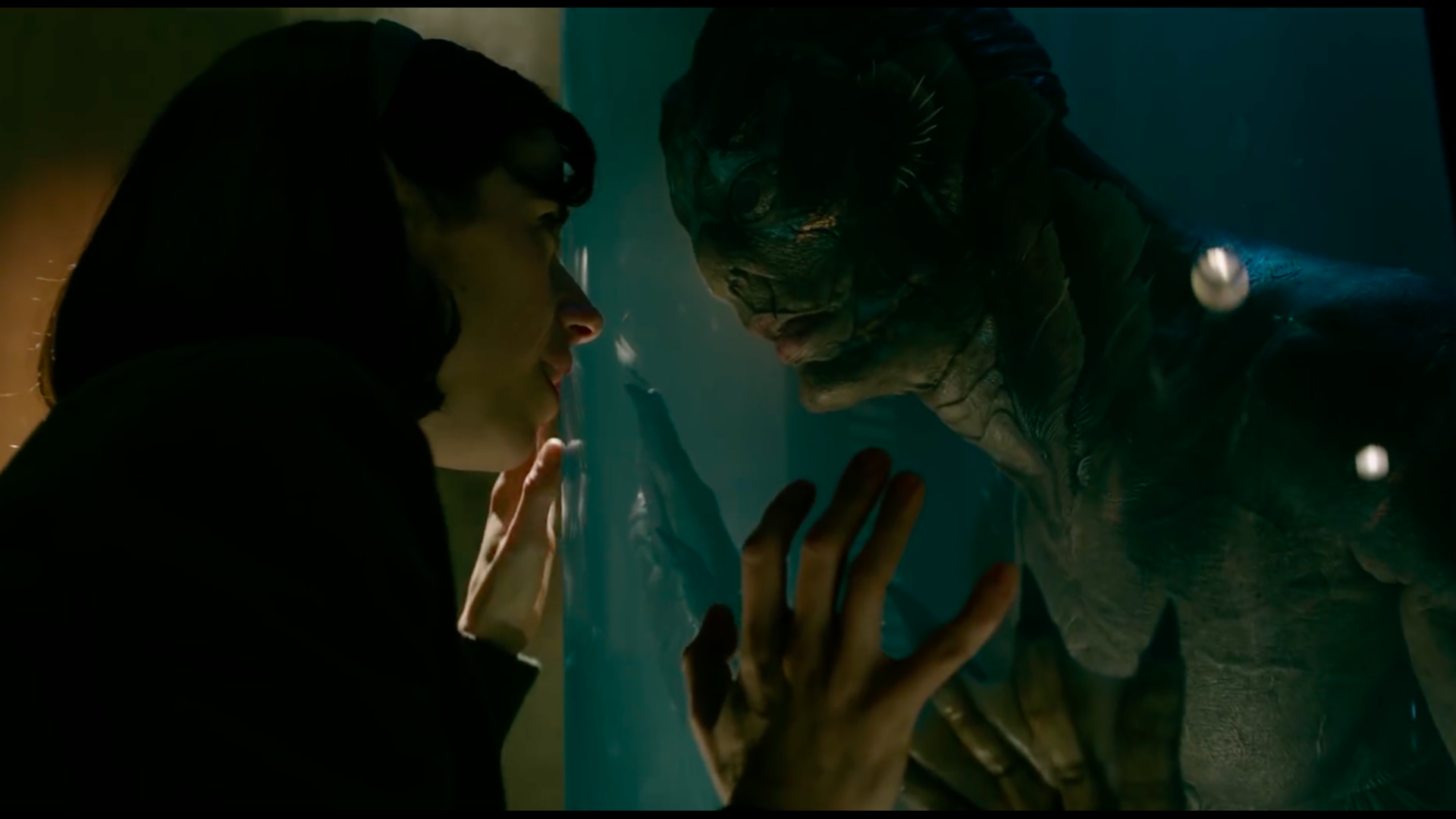 Image result for the shape of water stills