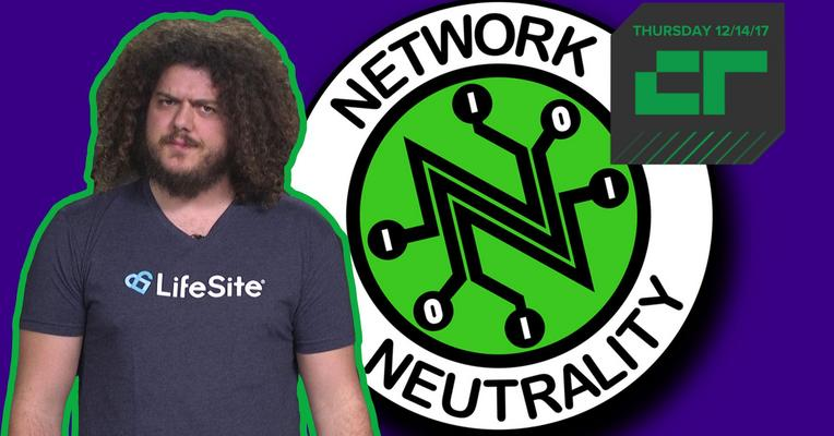 Crunch Report | FCC Kills Net Neutrality