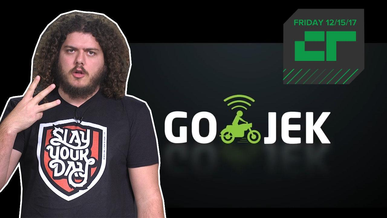 Go-Jek Buys Three Startups | Crunch Report