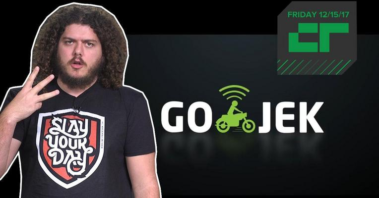 Crunch Report | Go-Jek Buys Three Startups