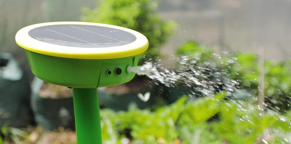 GardenSpace robot takes the heavy-lifting out of gardening