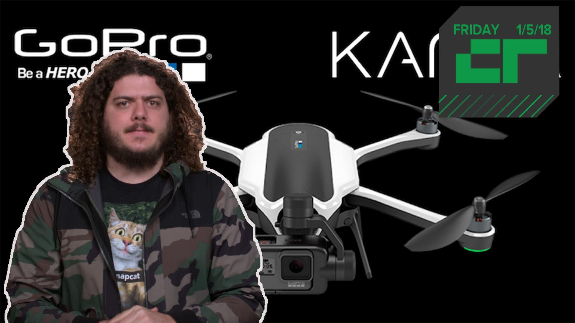 GoPro Cuts 200-300 Jobs | Crunch Report