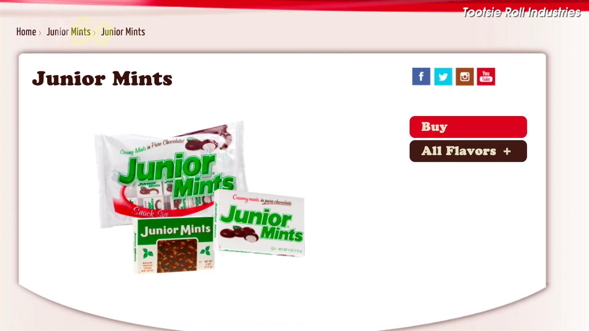 Lawsuit Claims Junior Mint Boxes Might Be Full Of Air!