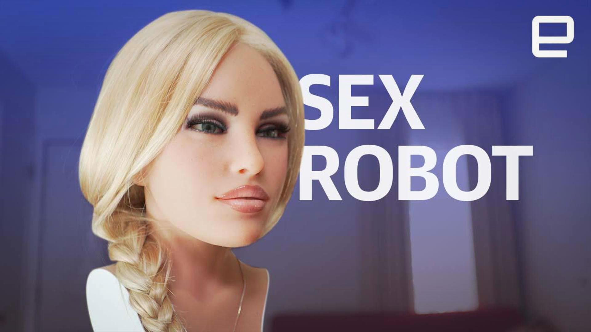 There s a new sex robot in town  Say hello to Solana 70d500da9c