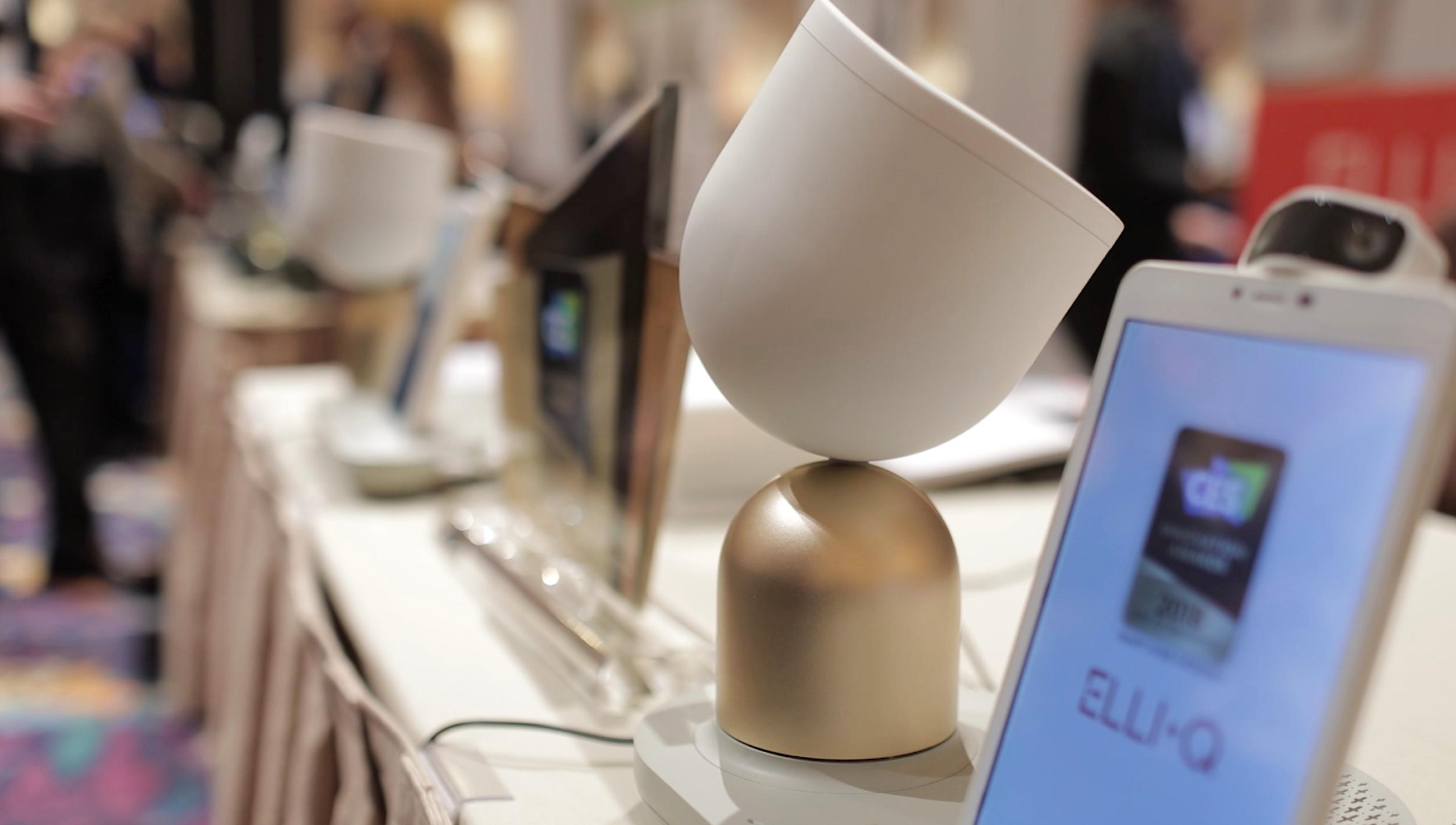 ElliQ begins beta testing its companion robot for older adults