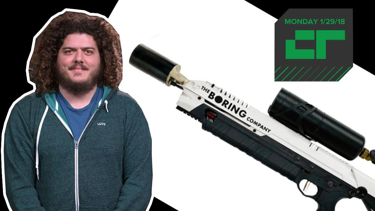 Elon Musk's flamethrowers bring in $5 million so far | Crunch Report