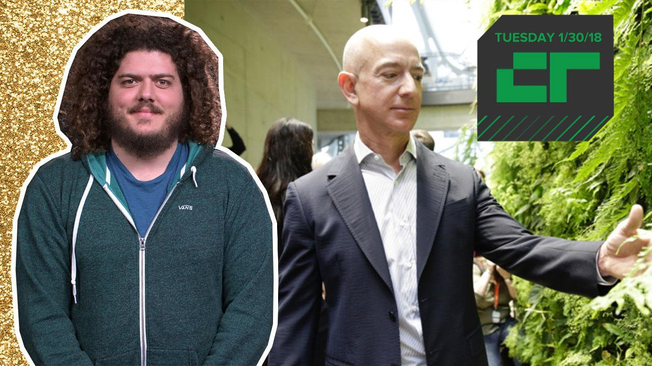 Amazon, JPMorgan and Berkshire Hathaway are building a healthcare company | Crunch Report