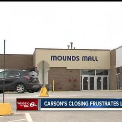 Carsons Stores Closing