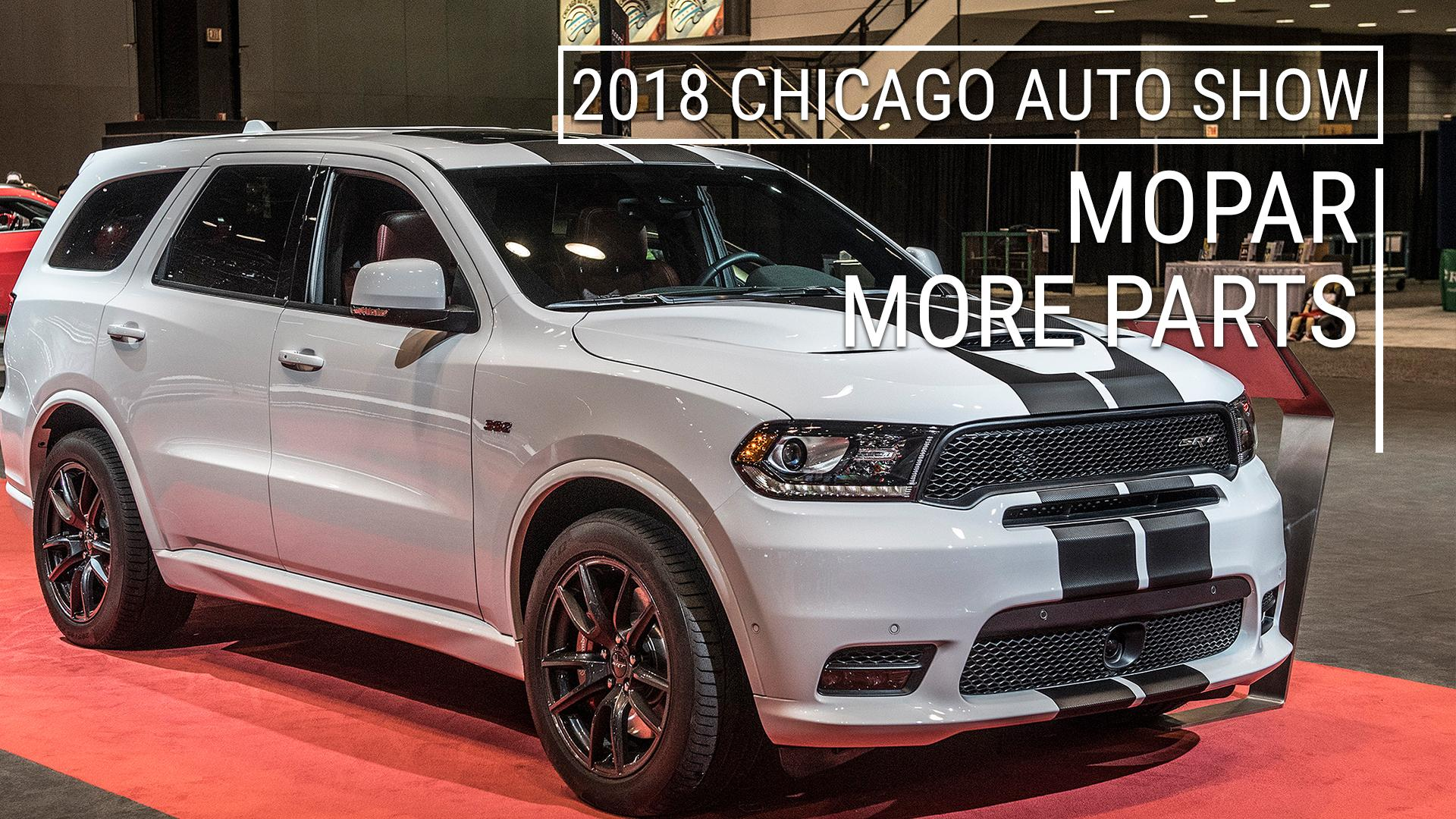 The Dodge Durango Gt Gets Front End Treatment From Sporty