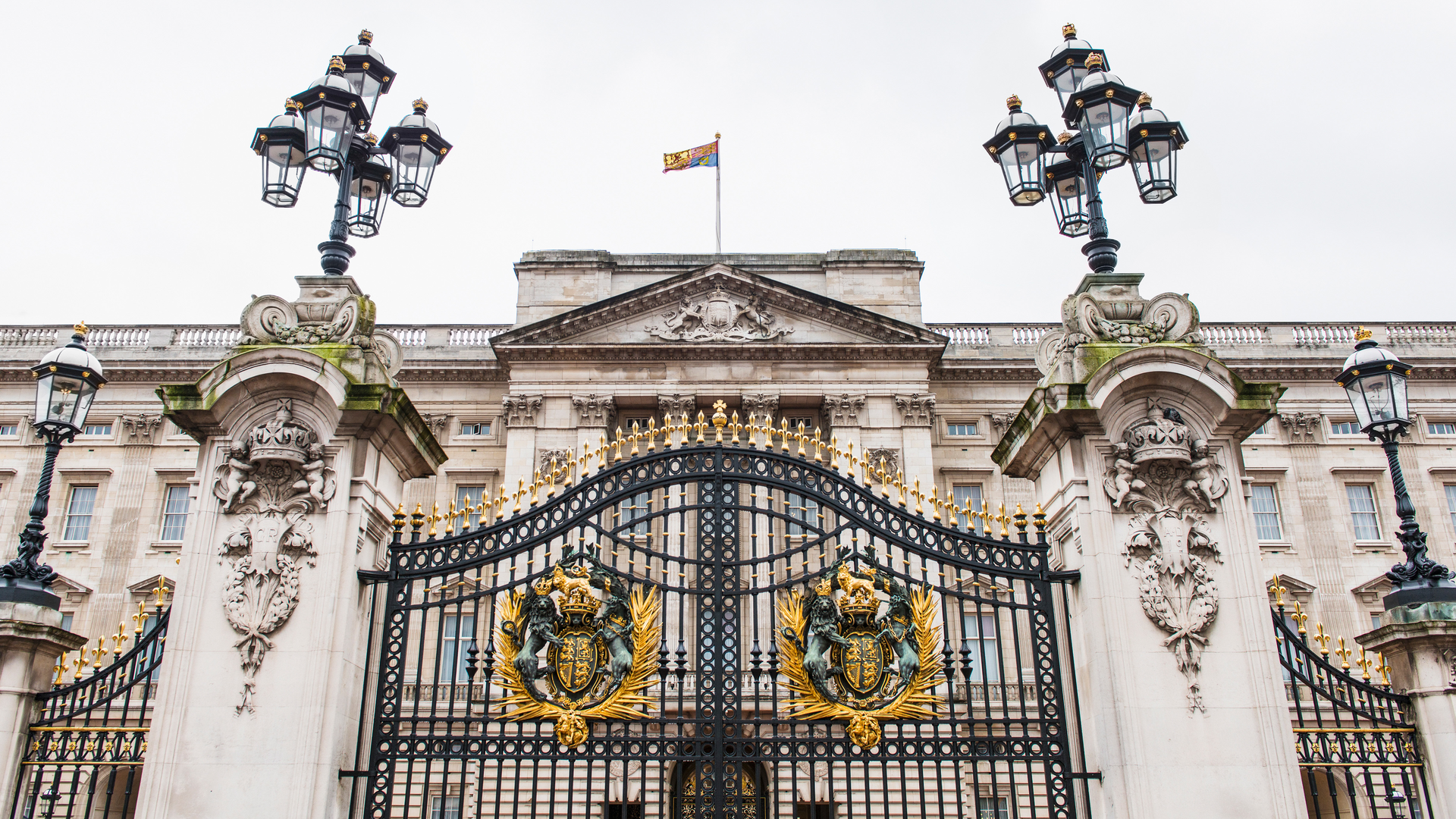 What the Public Doesn't Know Is Inside Buckingham Palace