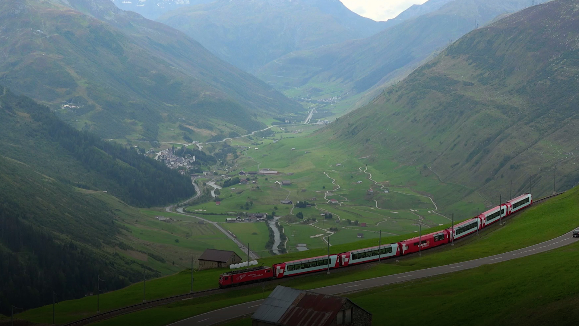 National Geographic Says These Are The Most Scenic Train Trips in the World