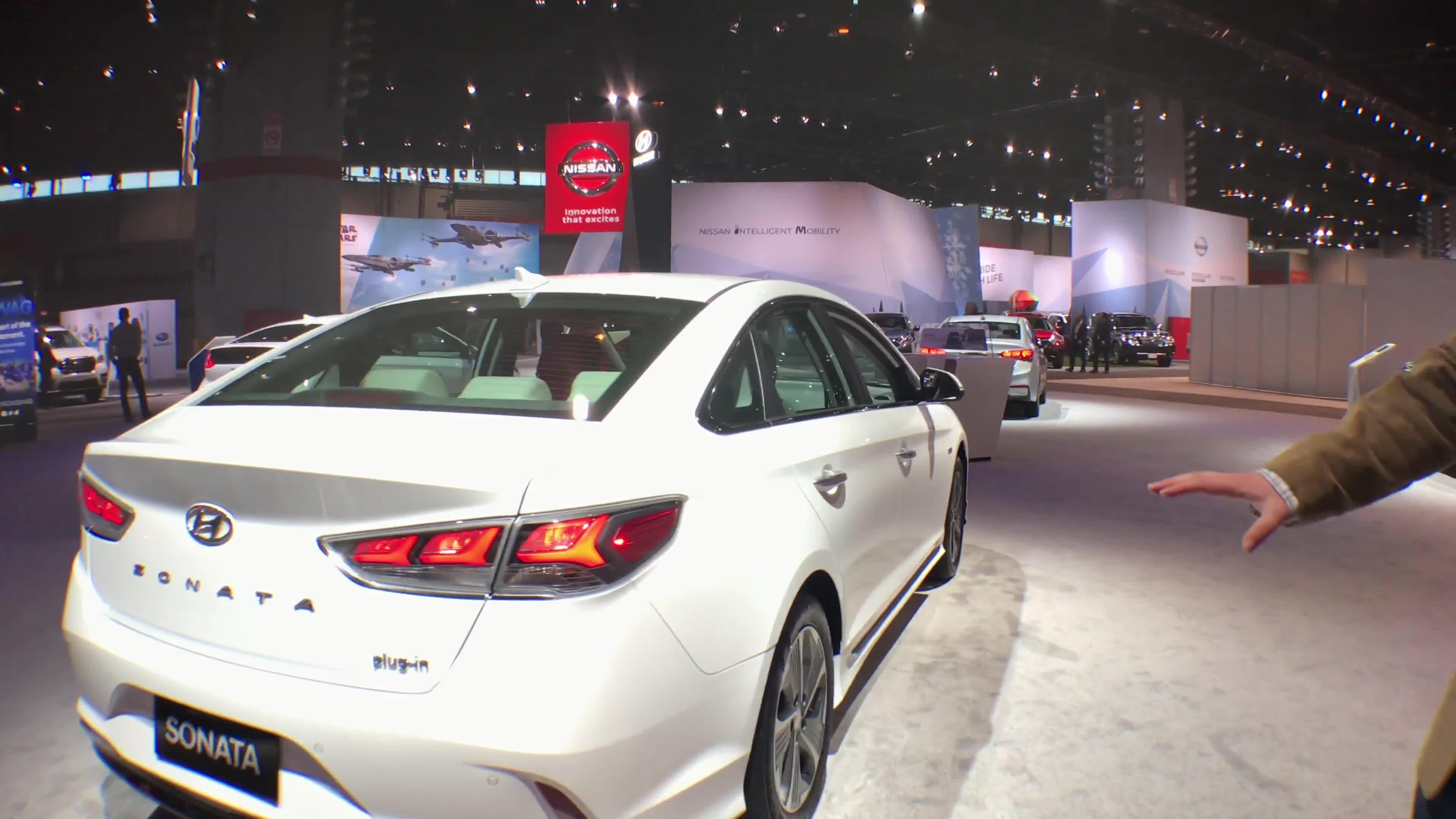 Hyundai Recalls Nearly 155 000 Sonatas From 2011 For