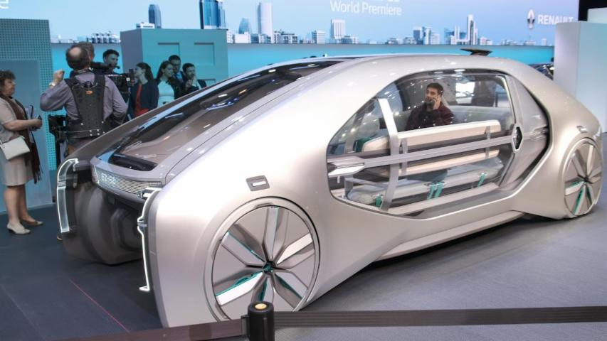 All The Coolest Cars At The 2018 Geneva Motor Show Techcrunch
