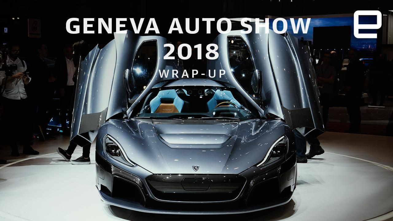 Heres What You Missed At The Geneva Motor Show - Geneva car show