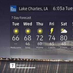 Lake Charles, Louisiana TV listings - TVTV.us