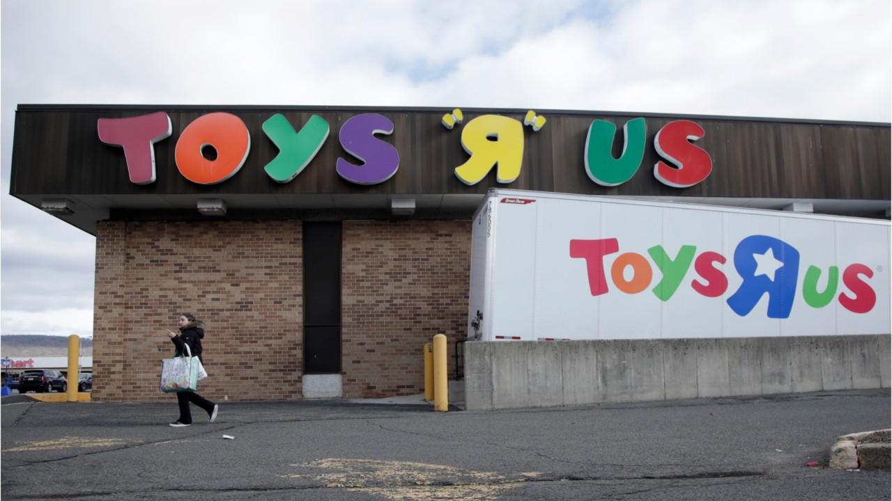 Toys r us says it was killed by a perfect storm video nasdaq buycottarizona Images
