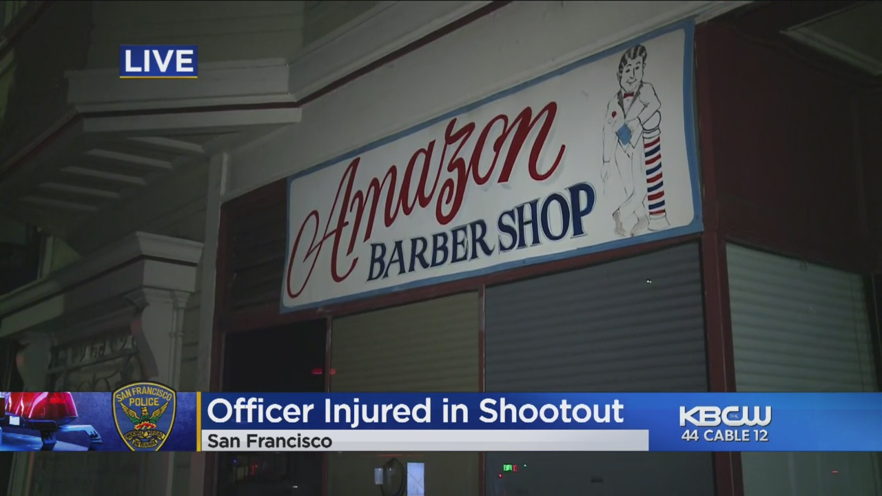 Police Officer, 5 Others Hurt During Shootout In San Francisco