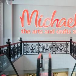 Aol video page for Michaels craft store close to me
