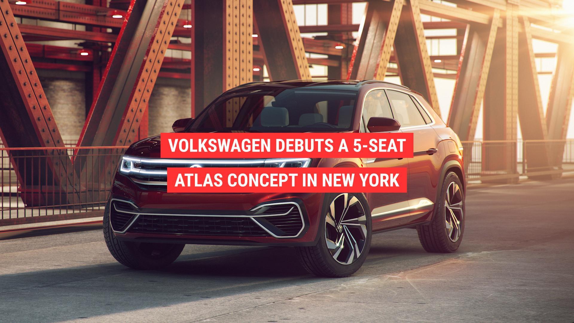 volkswagen reveals atlas tanoak pickup truck concept autoblog