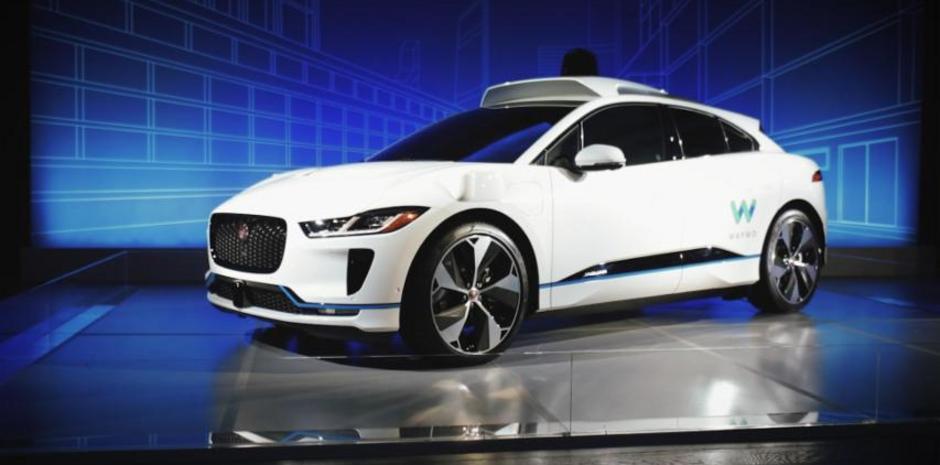 A Closer Look At Waymo 8217 S New Self Driving Jaguar