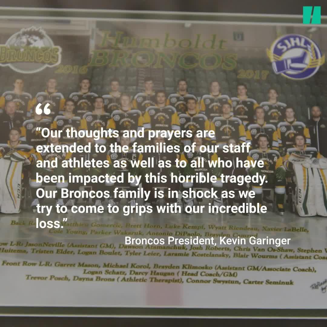 Some Facts About The Humboldt Broncos Junior Hockey Team From