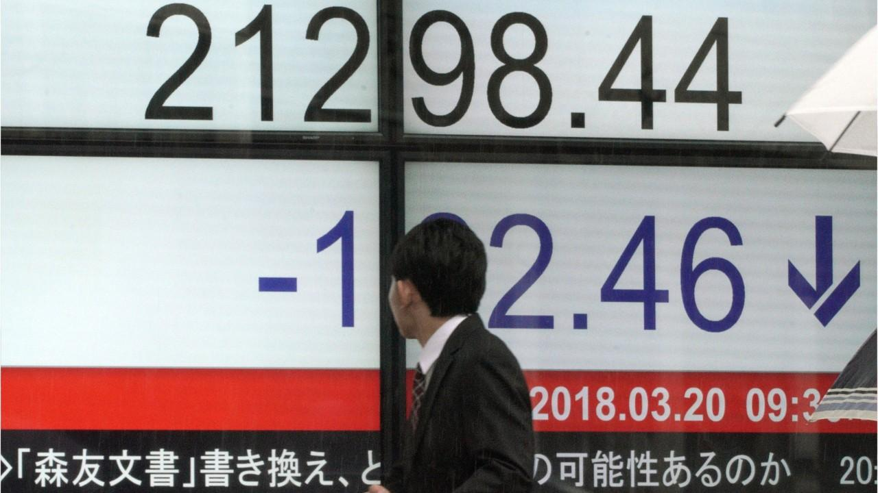 Morgan stanley with a massive earnings release video nasdaq asian shares rise on good earnings news biocorpaavc Images