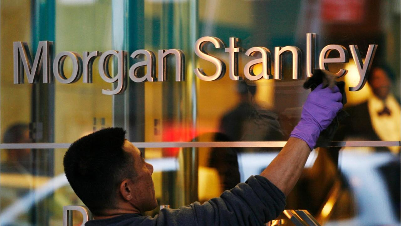 Morgan stanley with a massive earnings release video nasdaq biocorpaavc Images
