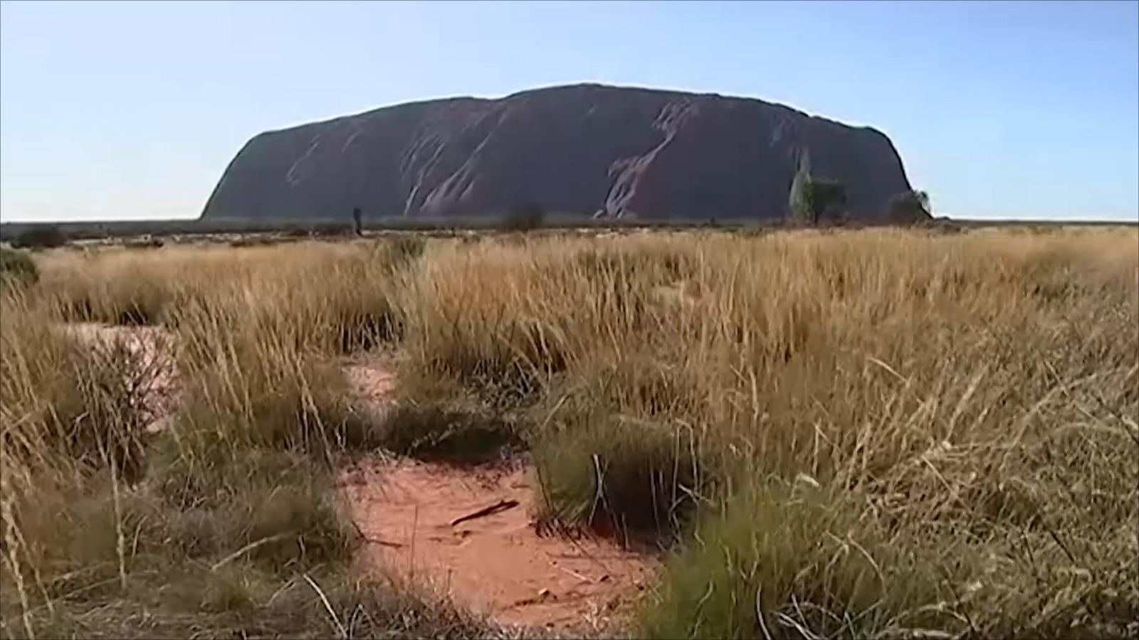 """هذا الصباح-أسرار صخرة """"أولورو"""" بأستراليا"""