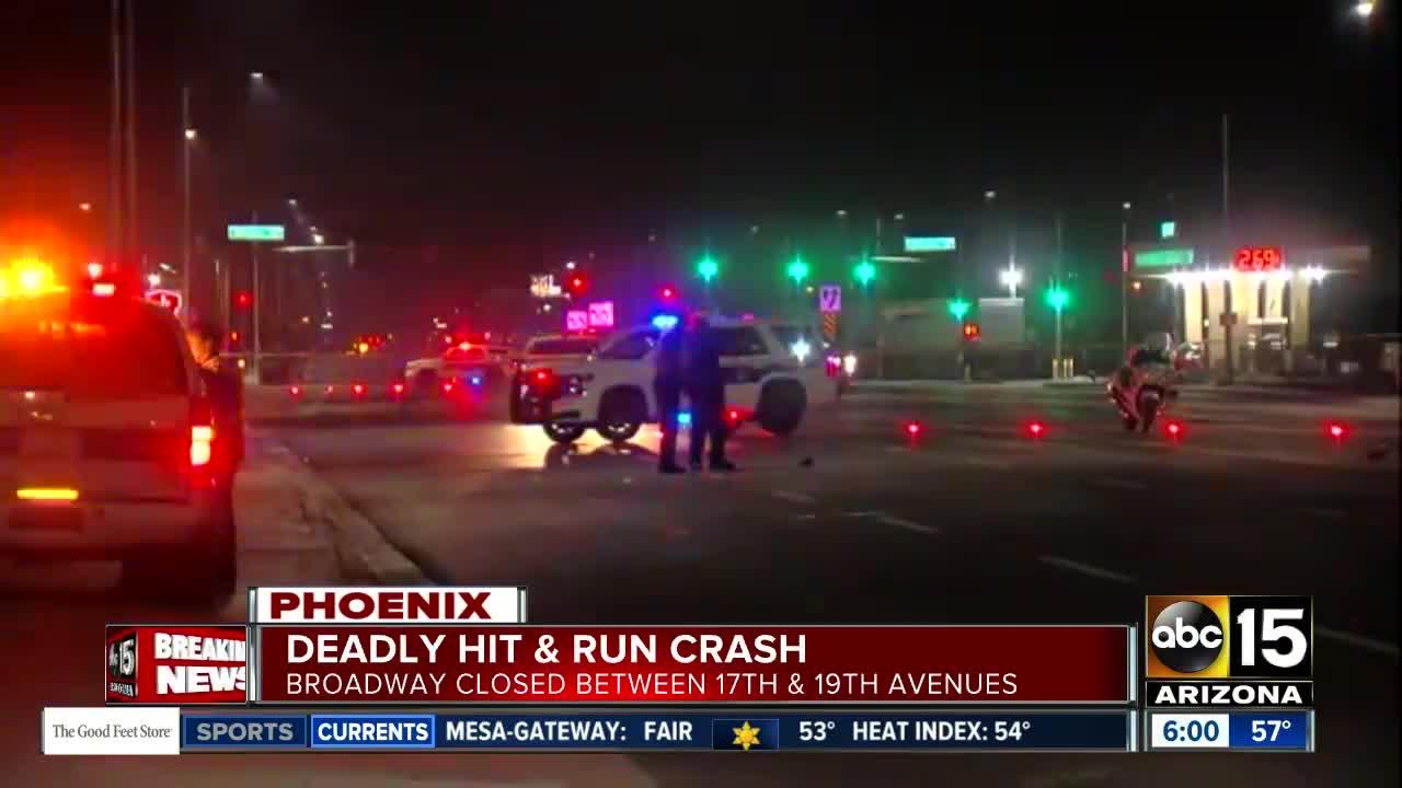 Police suspect hit-and-run after man found dead in roadway