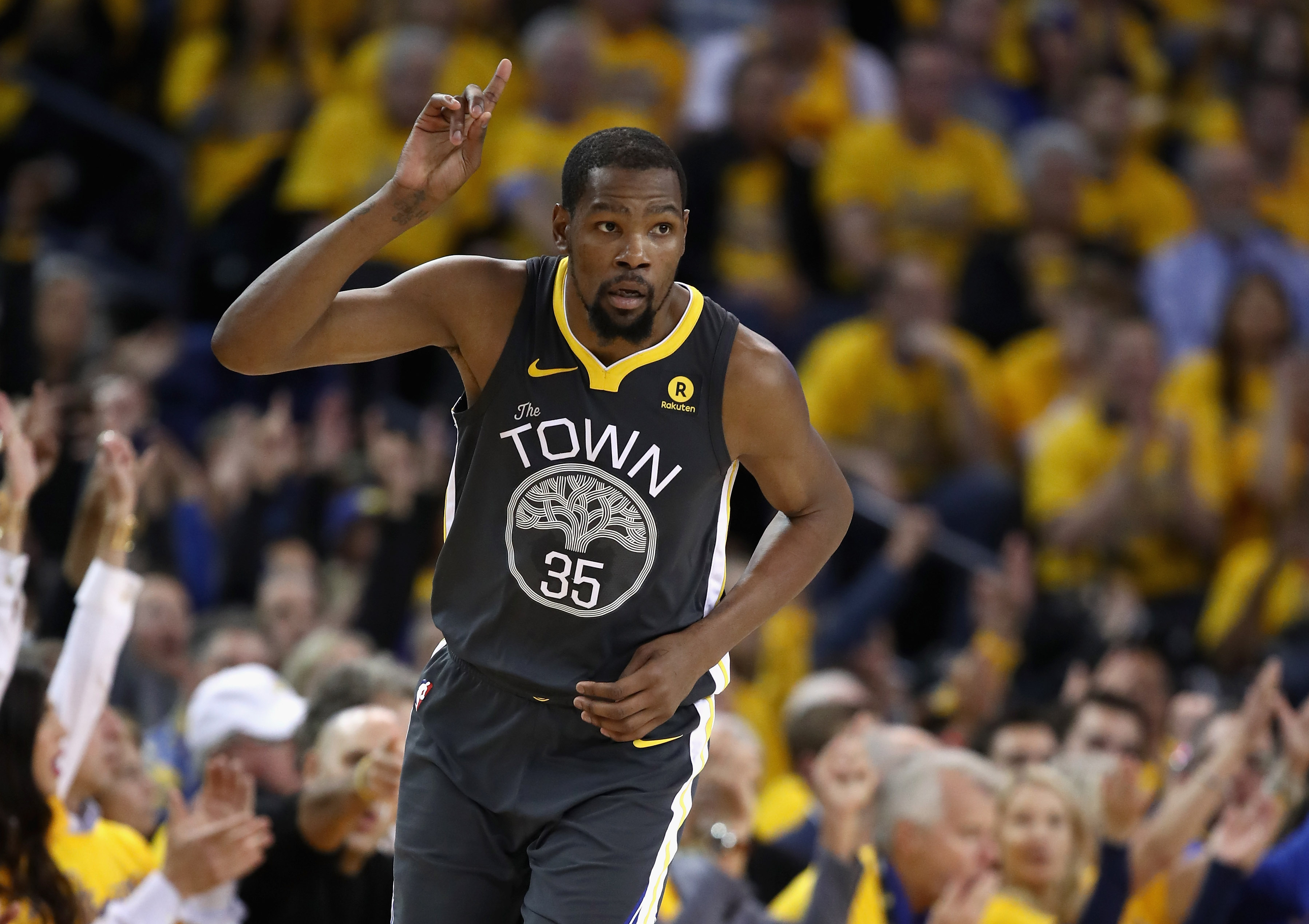 Kevin Durant Discusses What Makes Drake's 'God's Plan' Great
