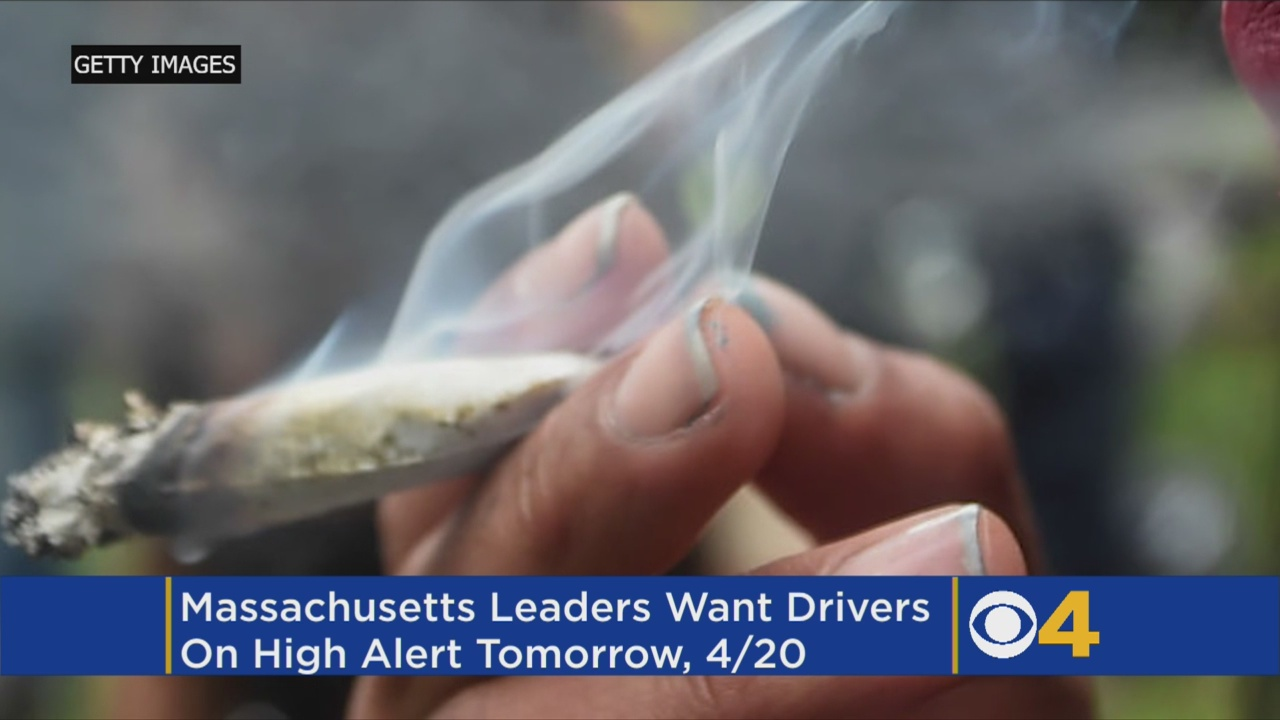 High Alert: State Warns Drivers To Use Caution On 4/20