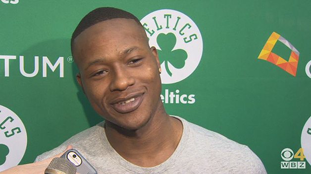 Terry Rozier Has No Bad Blood With Bucks' Eric Bledsoe