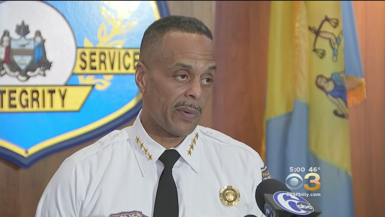 Philly Police Commissioner Apologizes, Policy Change Coming After Controversial Starbucks Arrests