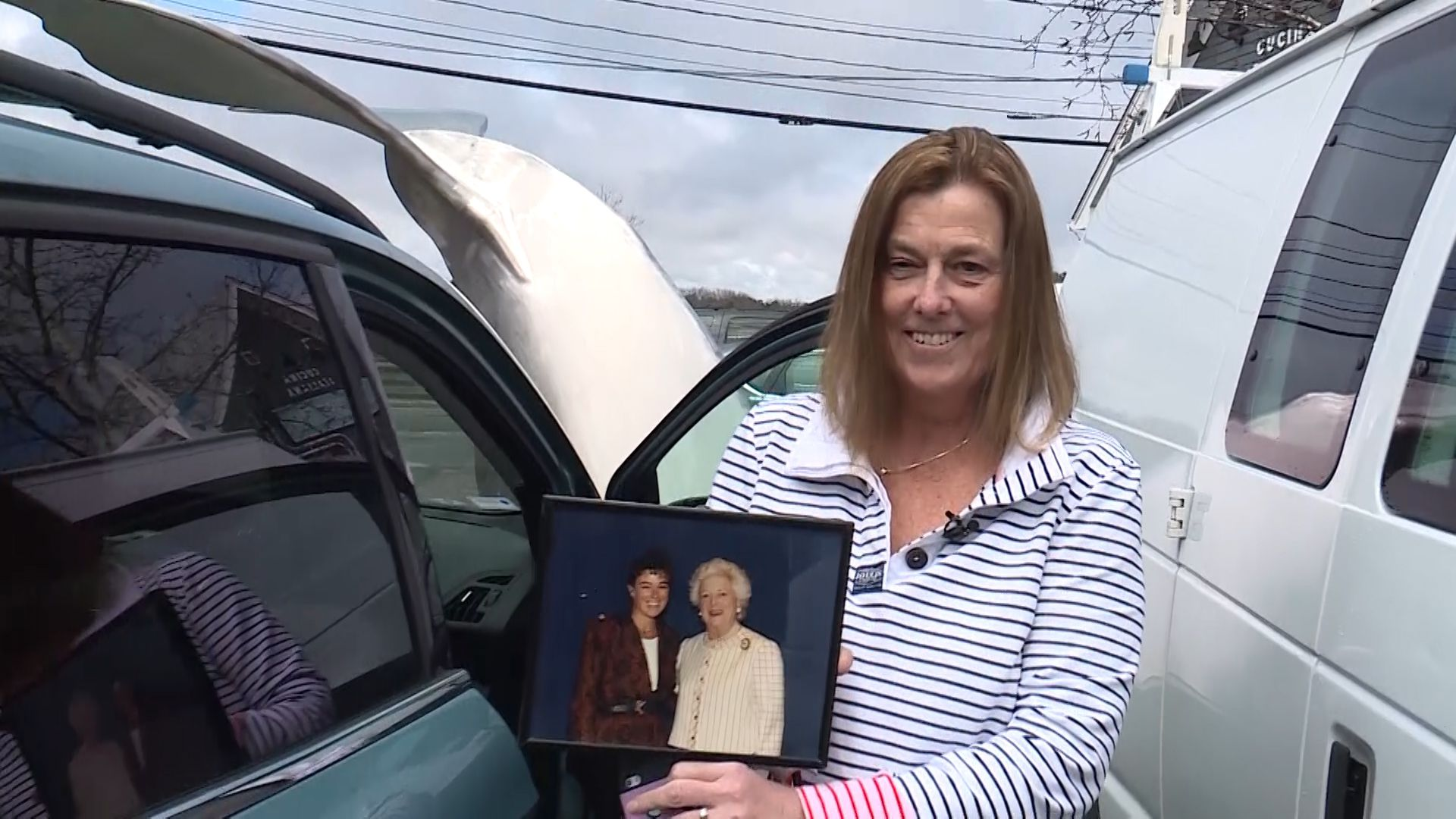 Kennebunkport residents share their 'Barbara' stories