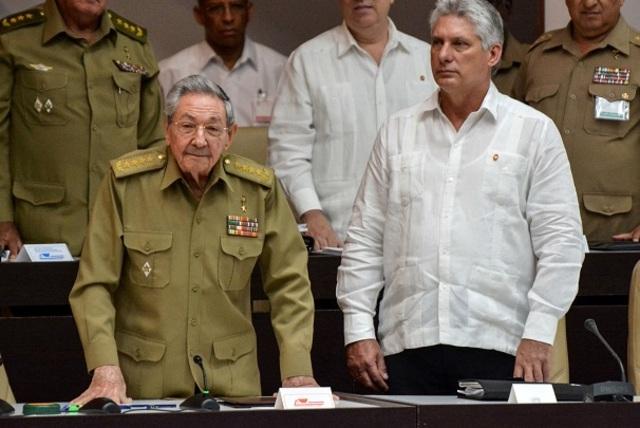 Curtain Falls on Cuba's Castro Era With New President