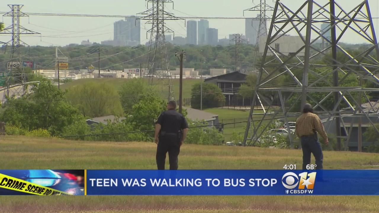 Police: Fort Worth Teen Assaulted While On Her Way To School